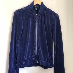 2for40! NWT Vintage style zip up jacket Medium